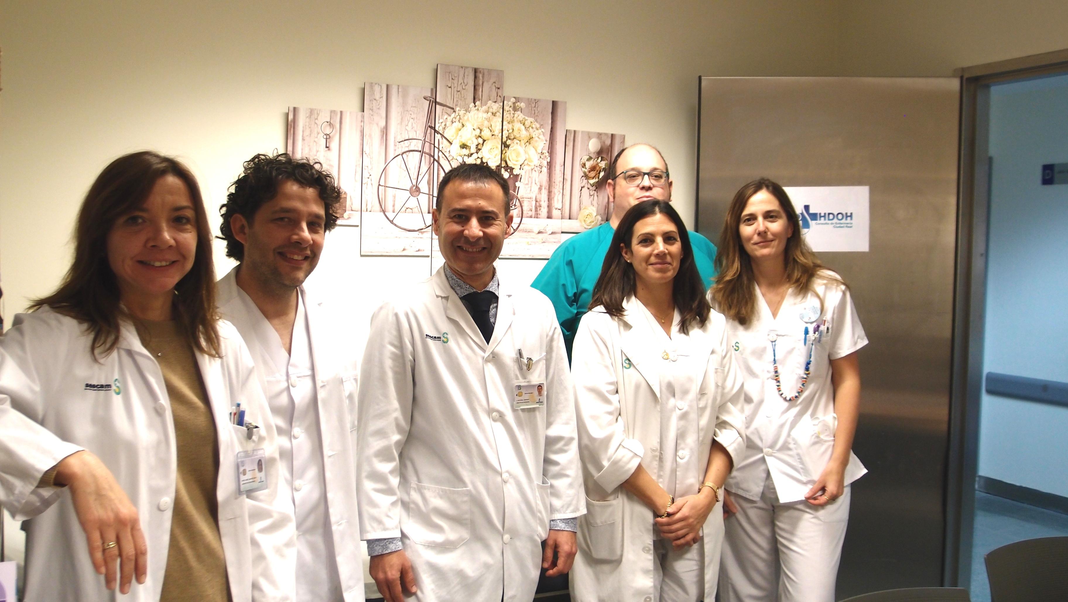 El Hospital de Ciudad Real crea una consulta deenfermeríapara los pacientes que inician tratamiento oncológico