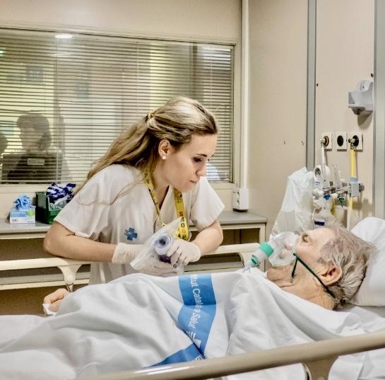 """Una imagen enfermera quiere conseguir el récord de """"likes"""" en Instagram"""