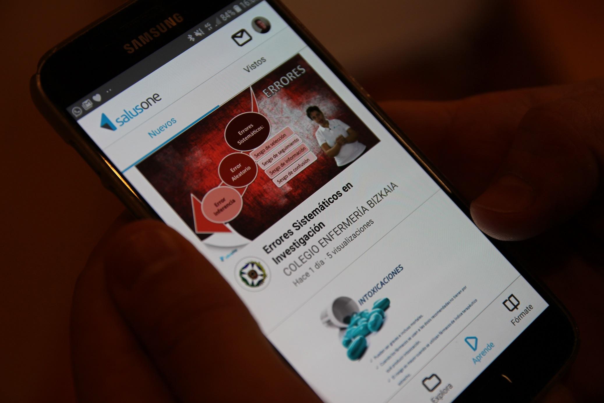 Los enfermeros de Vizcaya podrán resolver dudas con una herramienta de inteligencia artificial