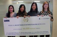 Una investigación sobre la rotura prematura de membranas en mujeres gestantes, premio Metas de Enfermería 2018