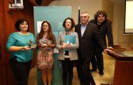 Las periodistas Belén Gómez del Pino y Denisse Cepeda, premiadas por la Sociedad Española de Oncología Médica