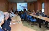 Policía Nacional y representantes de la Enfermería de A Coruña se reúnen para avanzar en la prevención de agresiones