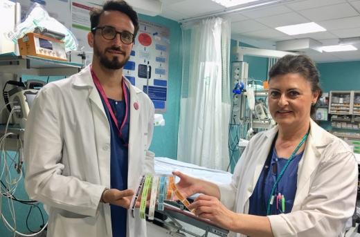 Un sistema de etiquetado de fármacos de alto riesgo elaborado por enfermeros, premiado internacionalmente