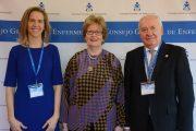 La OMS y el CIE presentan en Madrid las bases de la estrategia mundial de enfermería 2021-2030.