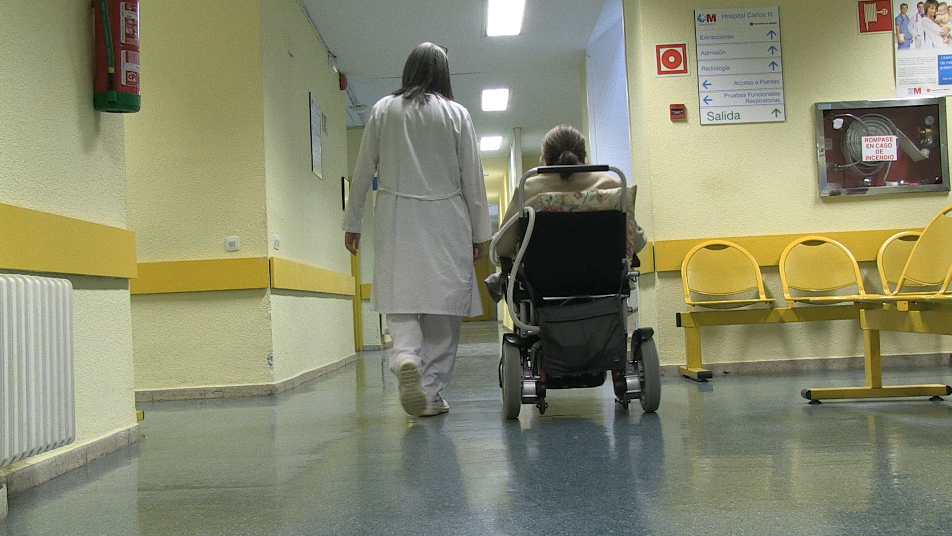 La enfermería internacional reclama a los gobiernos hacer frente a la escasez de enfermeras