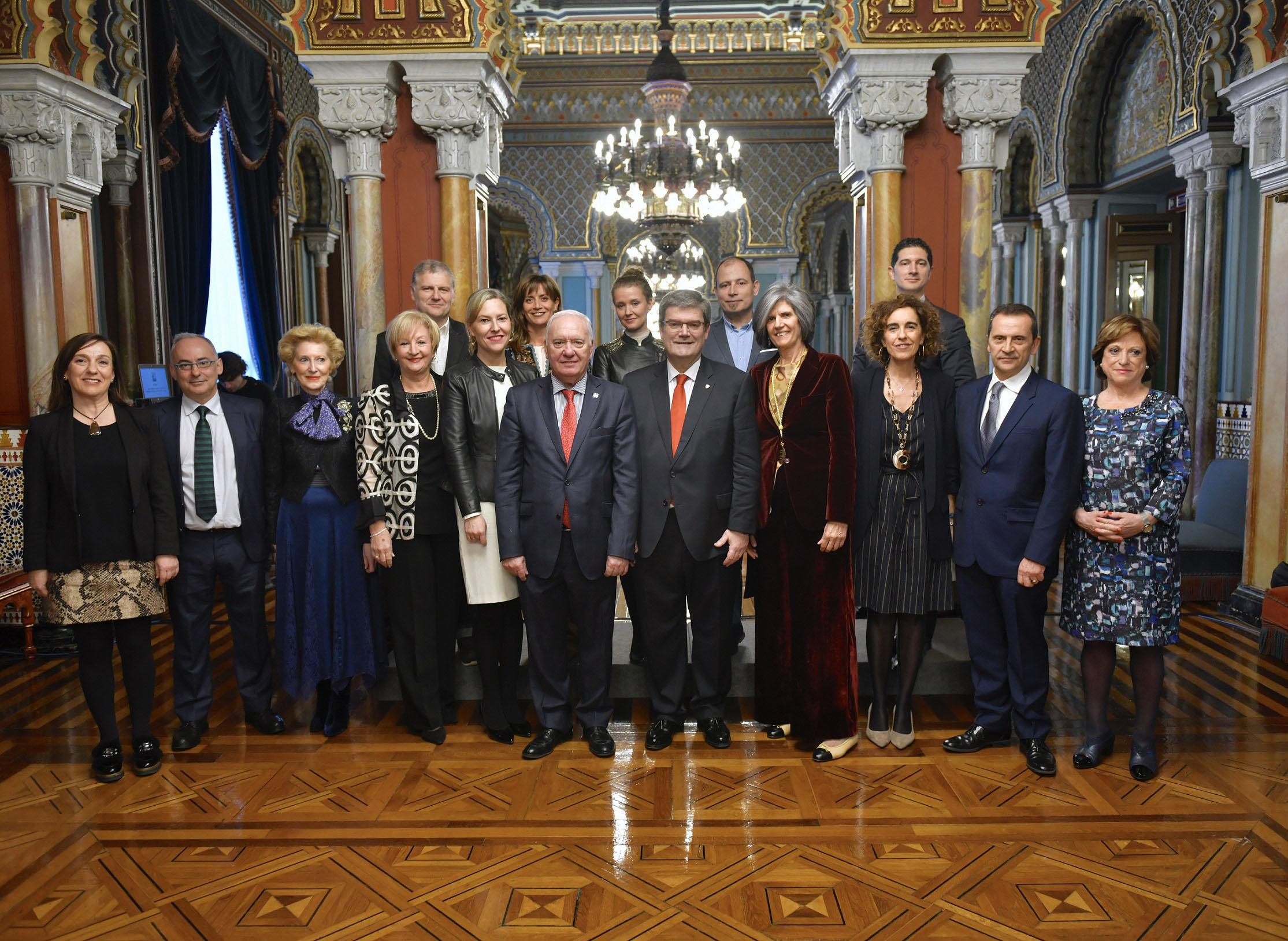 El Ayuntamiento de Bilbao entrega la