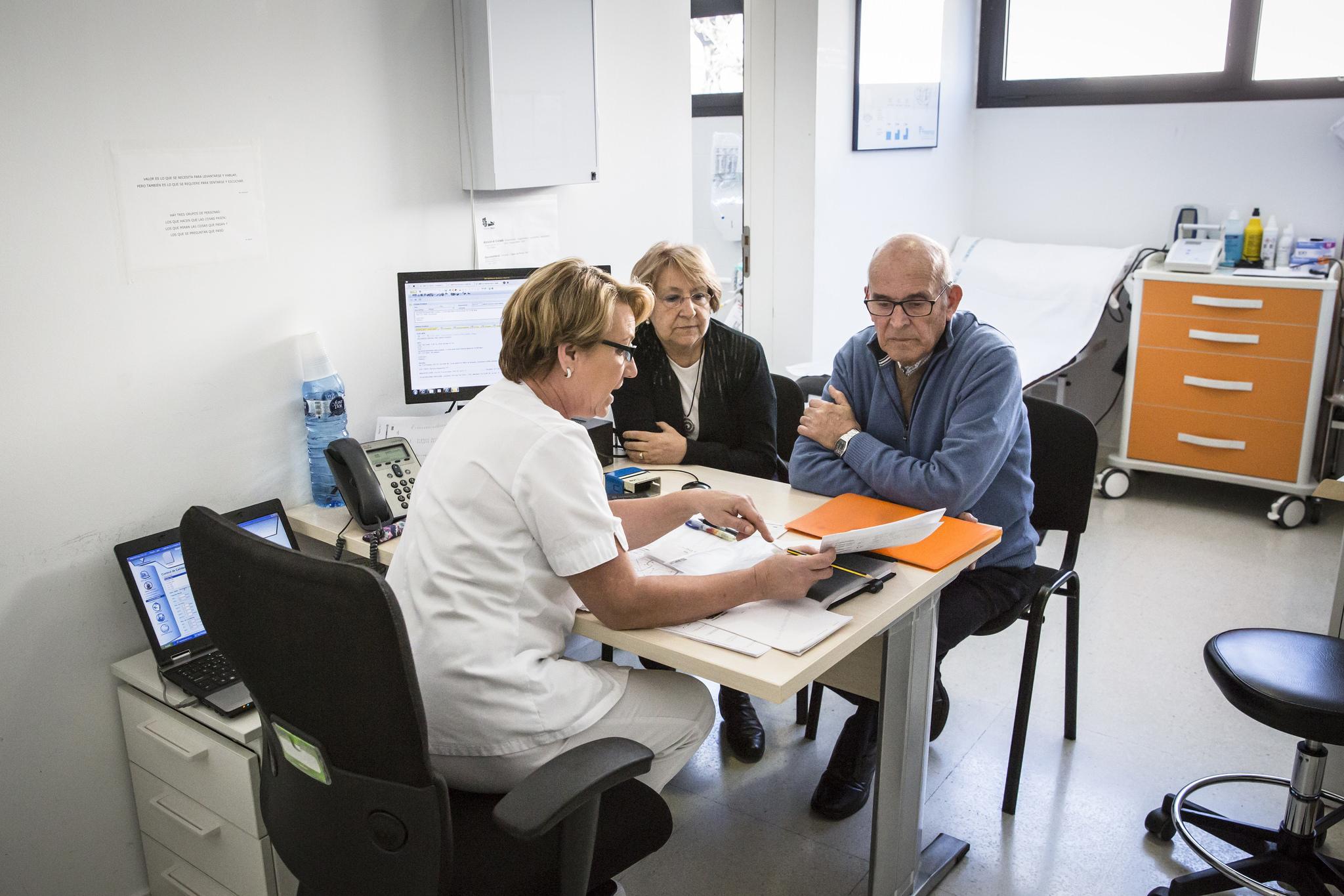 Más de un millar de enfermeros se formarán en cáncer de próstata