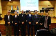La Academia de Enfermería de Galicia da la bienvenida al profesor Manuel Romero