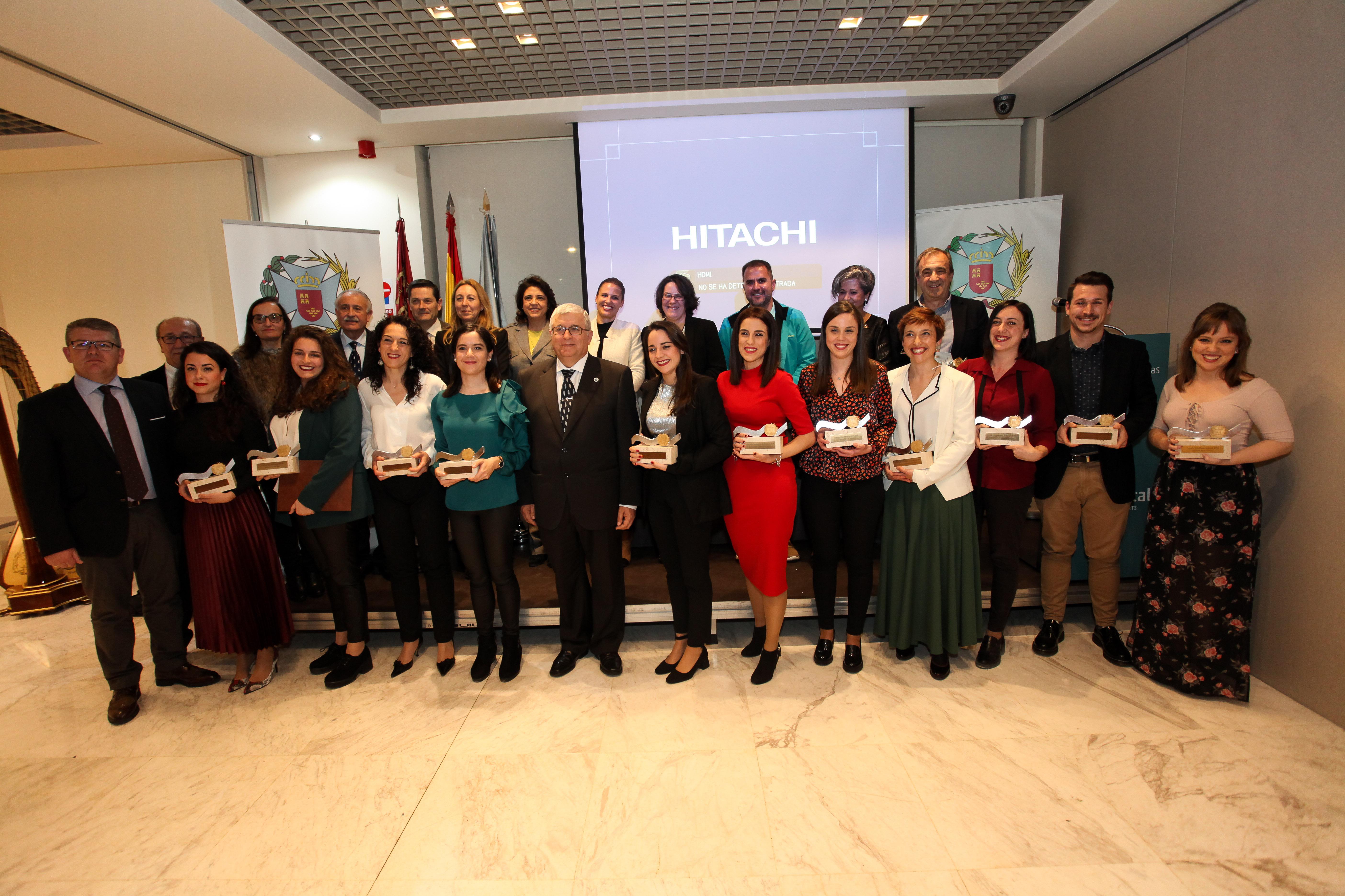 El Colegio de Enfermería de Murcia entrega sus premios anuales