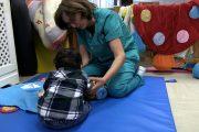 Las enfermeras de Álava enseñarán a las madres y padres cómo actuar ante una emergencia pediátrica
