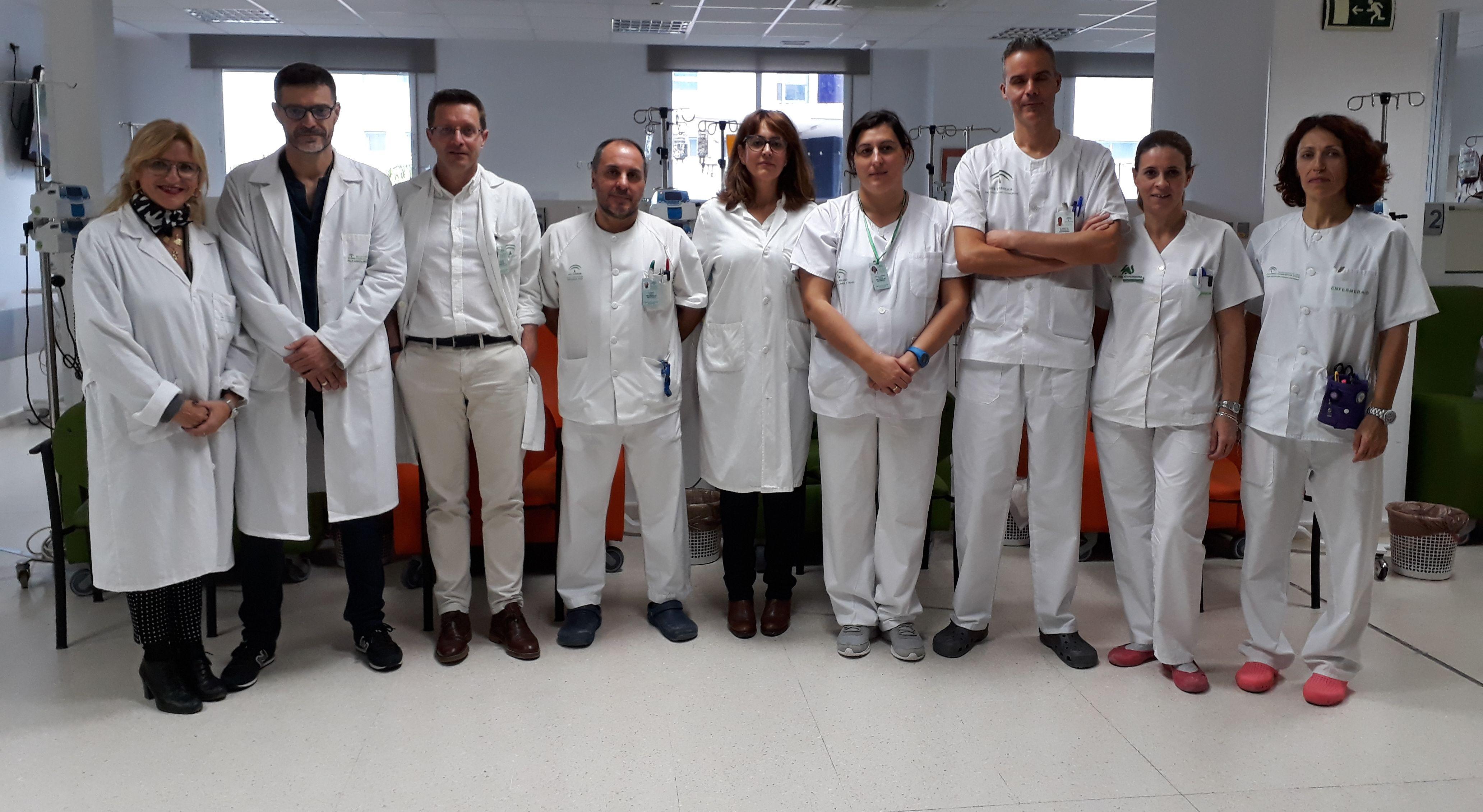 Forman a las enfermeras de Atención Primaria en Sevilla para el manejo de dispositivos PICC
