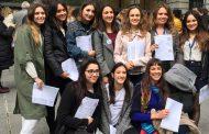 Las 10 mejores notas del EIR 2019 son mujeres y quieren ser matronas y enfermeras de familia