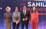 Una campaña de prevención cardiovascular, premio Redacción Médica a la mejor Acción Enfermera de la Comunidad de Madrid