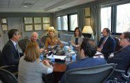El CGE y anefp crean una mesa de trabajo para mejorar la prevención y promoción de la salud