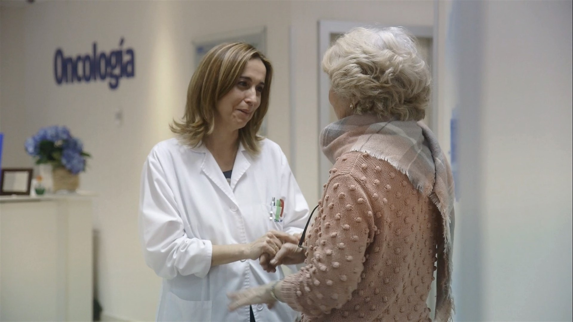 El Colegio de Enfermería de Valladolid crea un decálogo para impulsar la humanización en la atención sanitaria