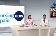 El Día Internacional de la profesión copa el nuevo informativo de Canal Enfermero