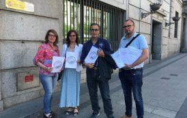 Enfermeros de prisiones piden a Interior una nueva regulación laboral