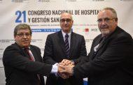 La Asociación Nacional de Directivos de Enfermería firma un convenio con sus homólogos lusos