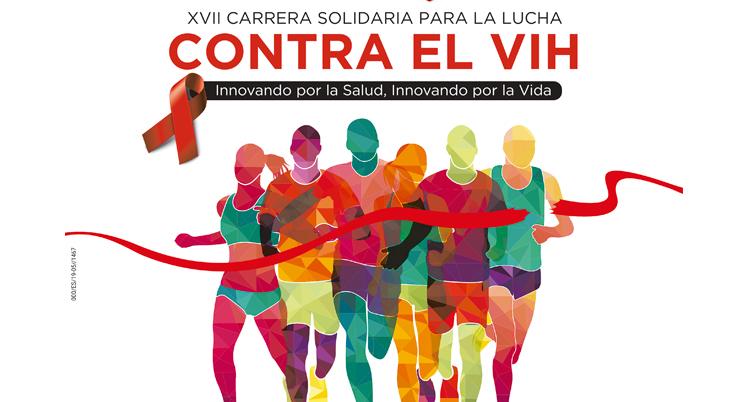 Últimos días para inscribirse en la Carrera Solidaria para la Lucha contra el VIH