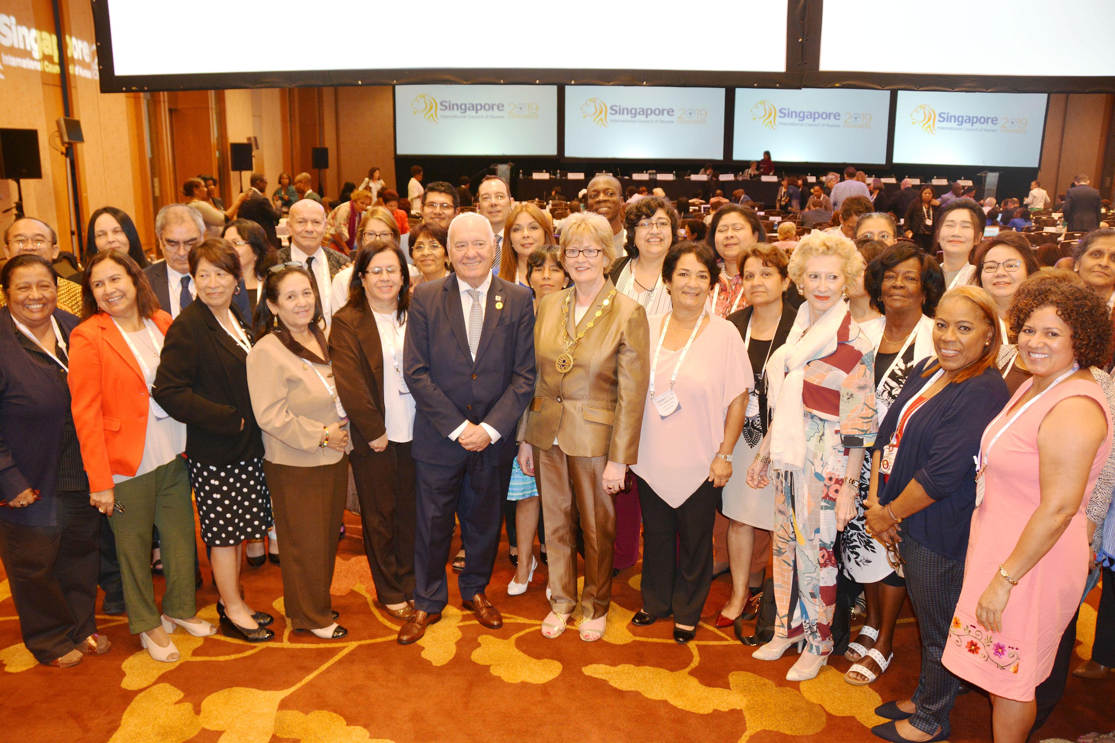 El Consejo General de Enfermería de España consigue que el CIE recupere el español como idioma oficial