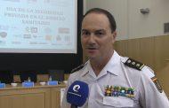 Premio al interlocutor sanitario de Policía Nacional