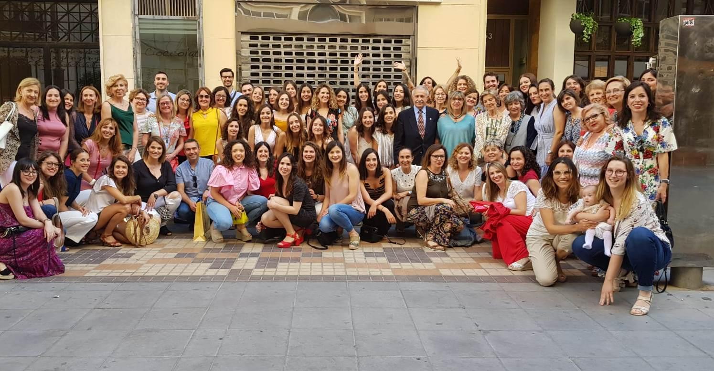 Las matronas de Murcia se unen para defender los derechos de las mujeres