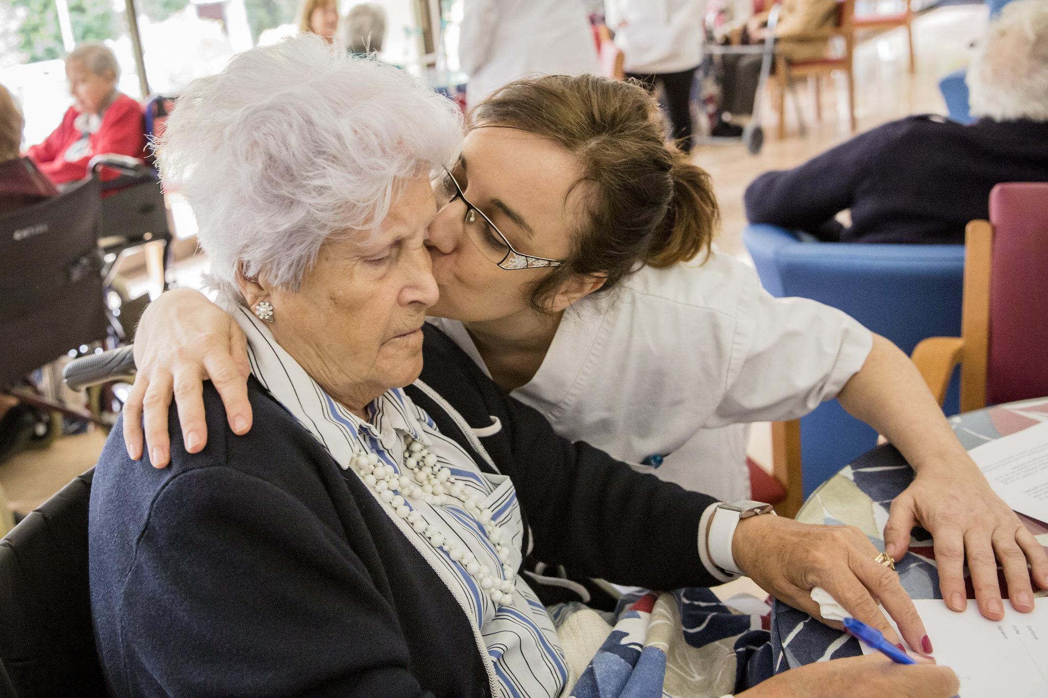 El liderazgo enfermero en centros de larga estancia, clave para la calidad asistencial