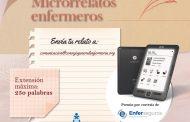 El CGE, con la colaboración de Enferseguros, lanza un concurso de microrrelatos enfermeros