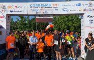 Un millar de personas corren por los ostomizados en Madrid