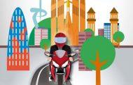 Las motos enfermeras toman Barcelona, en el nuevo número de Enfermería Facultativa
