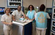 Chalecos indicativos para evitar interrupciones durante la preparación y administración de medicamentos