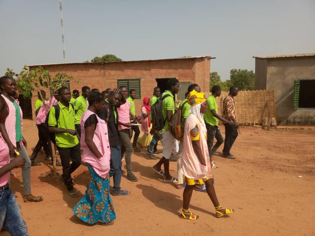 Agua y saneamiento en 21 escuelas rurales de Senegal