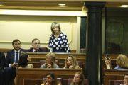 La enfermera Elvira Velasco vuelve al Congreso de los Diputados