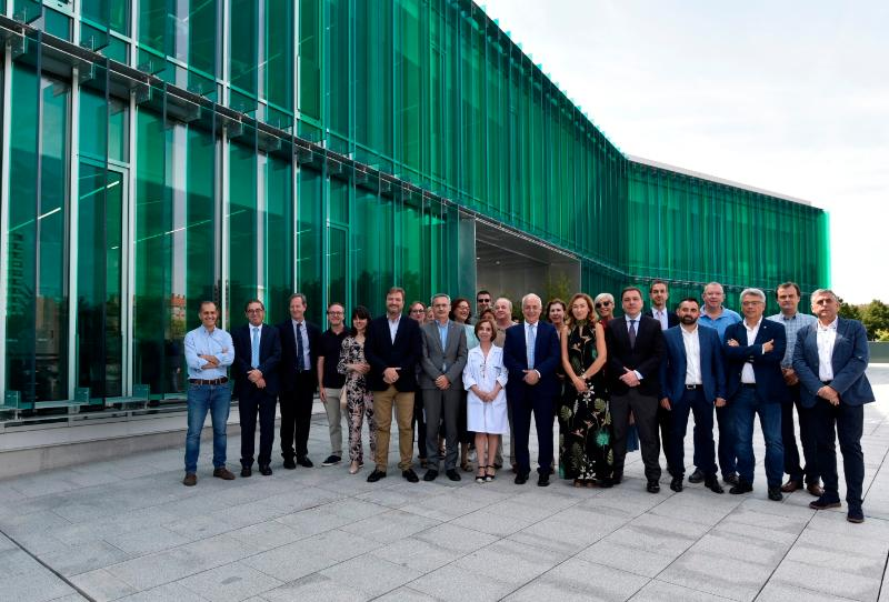 Inaugurada la nueva sede de la Escuela Universitaria de Enfermería de Logroño