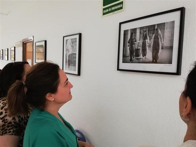 El Hospital Infanta Elena (Huelva) acoge una exposición fotográfica sobre la donación de órganos