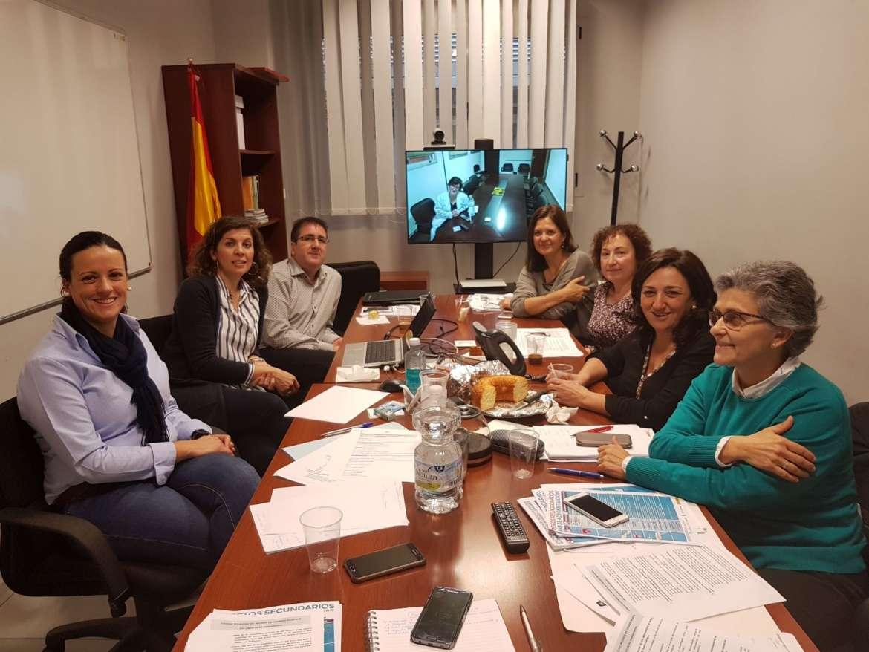 La enfermera Beatriz Rodríguez, del Colegio de Cáceres, lidera la guía de cuidados paliativos del Servicio Extremeño de Salud