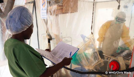 La OMS trabaja con la República Democrática del Congo para usar un segundo tipo de vacuna contra el ébola