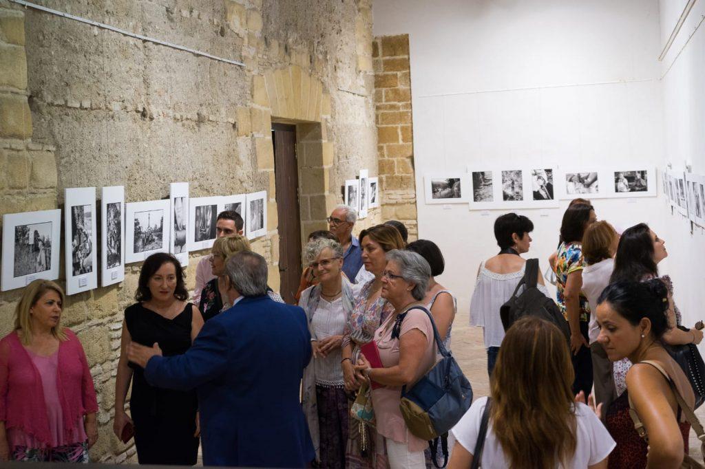 La exposición fotográfica