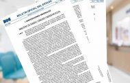 El CGE pide a los médicos que respeten la normativa vigente sobre prescripción