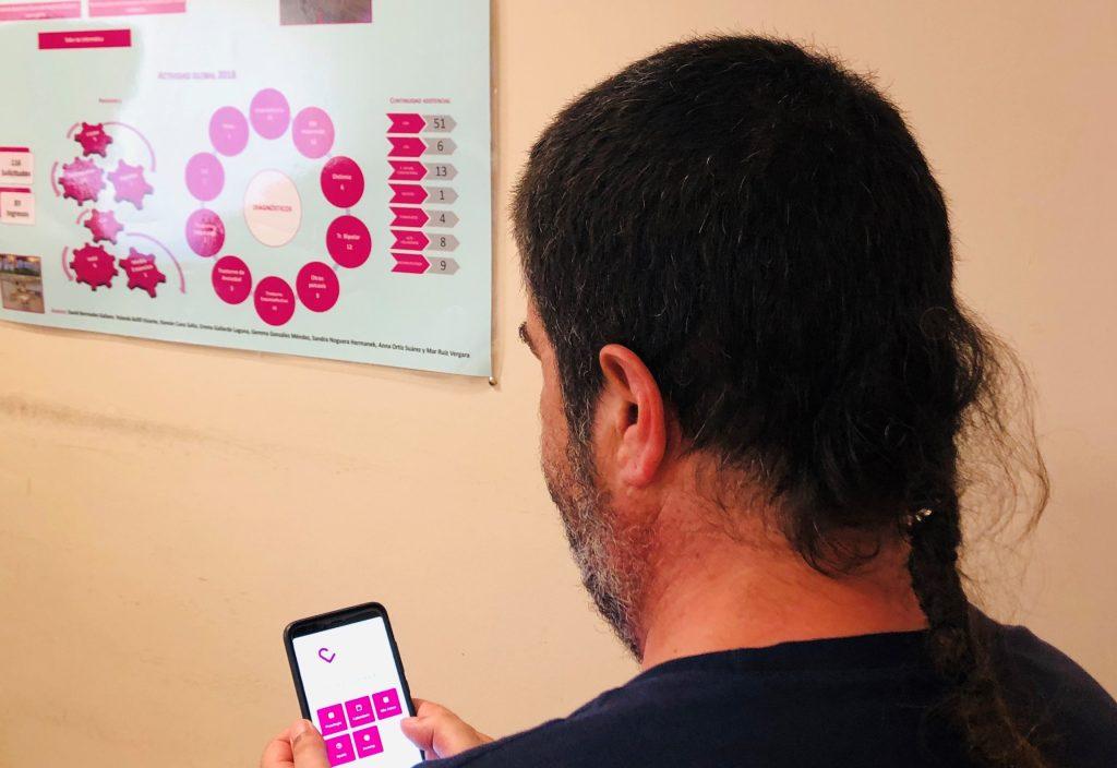 Una app pionera busca mejorar la adherencia a la medicación de los pacientes psiquiátricos