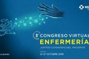 El III congreso virtual de enfermería de MSD ya tiene programa
