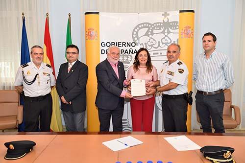 Las enfermeras de Jaén formarán a agentes de la Policía Nacional en primeros auxilios