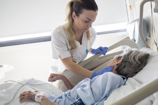 Faltarían 2.100 enfermeras en la Comunidad Valenciana para alcanzar la media española, aún lejos de la europea