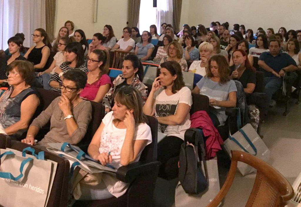 El Triángulo de Evaluación de Heridas llega a Teruel