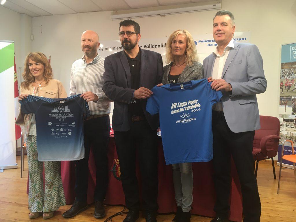 El Colegio de Enfermería de Valladolid dará consejos sanitarios en la media maratón de la ciudad