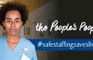 Las enfermeras inglesas piden ayuda a los ciudadanos para dar a conocer la situación de la profesión en el país