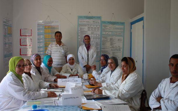 Enfermeras Para el Mundo en Marruecos: salud  y profesión enfermera