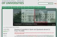 Un enfermero incluido en el ranking de los 5.000 mejores investigadores de España