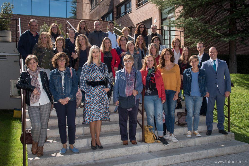 Una nueva promoción de enfermeros expertos en ostomías inicia su formación