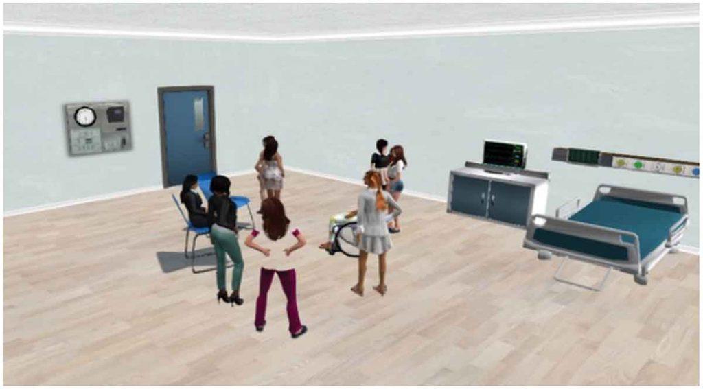 Realidad virtual para fomentar el aprendizaje y la colaboración entre profesionales sanitarios